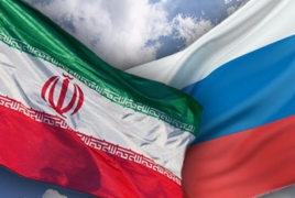 Iran, Russia look to widen economic relations