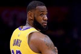 Леброн обошел Джордана по количеству очков за карьеру в НБА