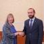Ambassador reaffirms U.S. support for Armenia's democratic institutions