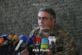 Azerbaijan's drills