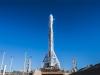 Космический корабль Маска успешно приземлился в Атлантике
