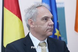 Germany lauds Armenia's role in NATO peacekeeping missions