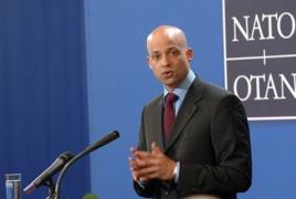 NATO hails Armenia as