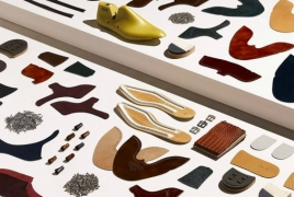 Armenian leather products unveiled at major fair in Russia