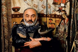 Turks flock to Istanbul's first exhibit of Armenian filmmaker Parajanov