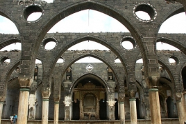 Turkey to restore historic Armenian church in Diyarbakir