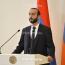 Мирзоян - Зурабишвили: Некоторые ваши формулировки в Баку обеспокоили нас