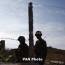 Azerbaijan fires from 60-mm mortar towards Karabakh troops