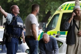 Armenian Committee condemns New Zealand terrorist attack