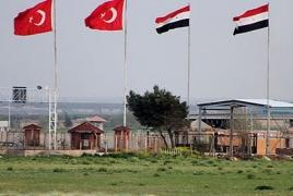 Թուրքիան կրկին զինտեխնիկա է ուղարկել Սիրիայի սահման