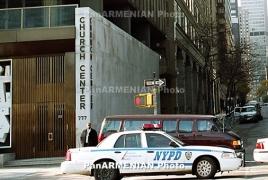 Неизвестный открыл огонь по прохожим в Нью-Йорке: Есть пострадавшие