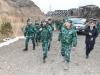 Азербайджан открыл новую воинскую часть на границе с Арменией