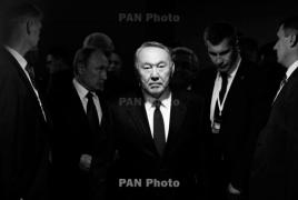 Kazakhstan's President resigns