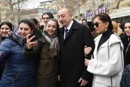 "Azerbaijan's Aliyev ""suspected"" of copying Armenia's Pashinyan"