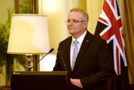 Aussie PM summons Turkish envoy over Erdogan's 'reckless' remarks