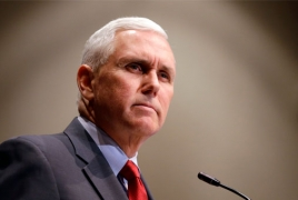 Pence asked for honest U.S. remembrance of Armenian Genocide