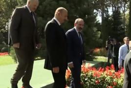 Austrian President to separately host Armenian PM, Azerbaijani leader