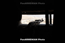 Azerbaijan reports on death of soldier
