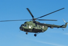 13 servicemen killed as military helicopter crashes in Kazakhstan