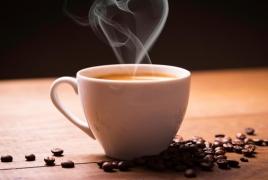 Seeing reminders of coffee