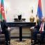 Pashinyan-Aliyev meeting underway in Vienna