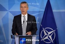 Armenia congratulates Stoltenberg on extension of term as NATO chief