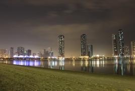 Energy plant in UAE converts seawater to fresh water