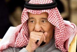 Saudi King gives Iraq $1 billion