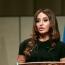 Жена Алиева: В Карабахе будет развеваться флаг Азербайджана
