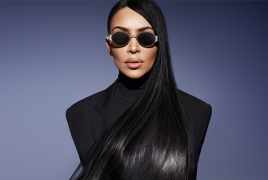 Kim Kardashian launches her first sunglasses line