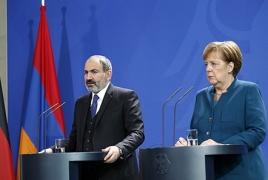 Бундестаг ратифицирует соглашение Армения-ЕС вечером 4 апреля