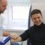 Ուկրաինայի նախագահության թեկնածուներն արյուն են հանձնել հետազոտման