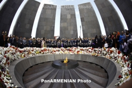 Lawmaker: Italian Senate will review Armenian Genocide recognition