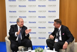 Armenia could host Horasis China Meeting in 2020