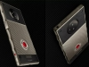 RED's titanium Hydrogen One phone shipping for $1,595