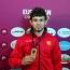 Armenian wrestler wins European Champion's title after 6-year break