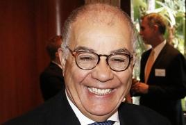 Harry Nadjarian named Lebanon's Honorary Consul General to Fresno