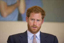 Prince Harry, Oprah team up to make TV series about mental health