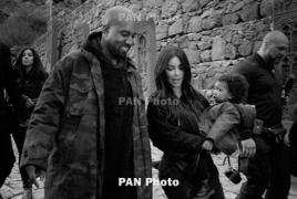 Kim Kardashian recommends Armenian cuisine in Vogue interview