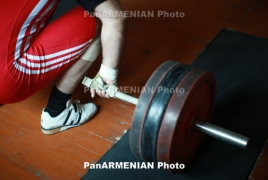 Armenian lifter snatches gold at European Championships