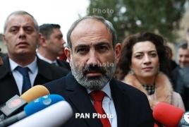 Վարչապետը՝  իր դեմ ակցիայի մասին. Սաշիկ Սարգսյանի կողմնակիցները նյարդայնանում են, որ չենք ձերբակալում