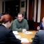 Министр обороны РА и постпред программы развития ООН обсудили осуществляемые в Армении проекты