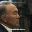 Назарбаев направил письма трем экс-президентам Армении