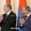 Президент и премьер Армении поздравили езидов с Новым годом