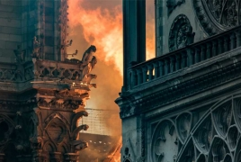 $1 billion gathered for reconstruction of Notre Dame Cathedral
