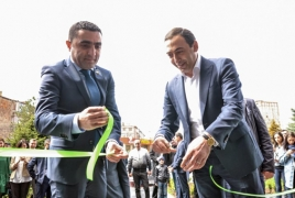 Ameriabank inaugurates new branch in Abovyan