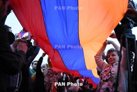 Armenia improves press freedom rank by 19 notches: RSF