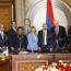 Конгрессмены США - Пашиняну: Мы готовы содействовать укреплению демократии в Армении