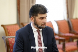 Abuse-of-power charges brought against top Armenian official