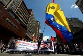 Venezuela inflation projected to reach 8 million percent in 2019